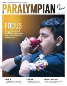 Second Edition of The Paralympian Now Available