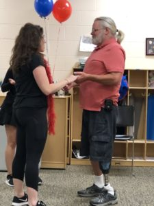 Kinetic Prosthetics Hosts First Dance Clinic