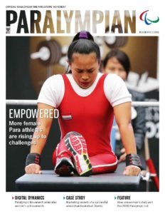 First 2019 Edition of The Paralympian Is Available Online