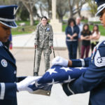 Young Amputee Fulfills Dream as Airman for a Day