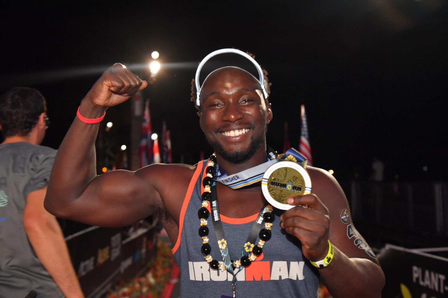 Bilateral Above-knee Amputee Sets Precedent Finishing the IRONMAN World Championship