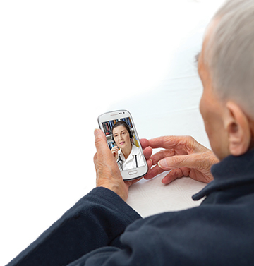 Virtual Medical Visits Get Wary Welcome From Older Adults