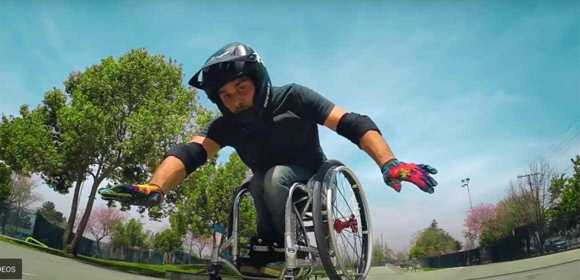 HOT WHEELS: Specialty Wheelchairs Help Amputees Participate in Sports