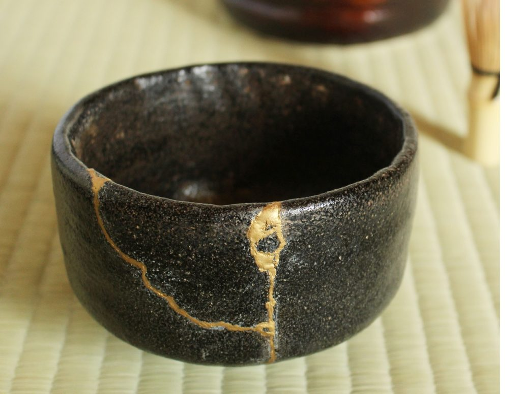 Kintsugi: A Healing Art for Amputees