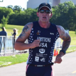 Allan Armstrong is an amputee, national champion paratriathlete and Paralympic hopeful.