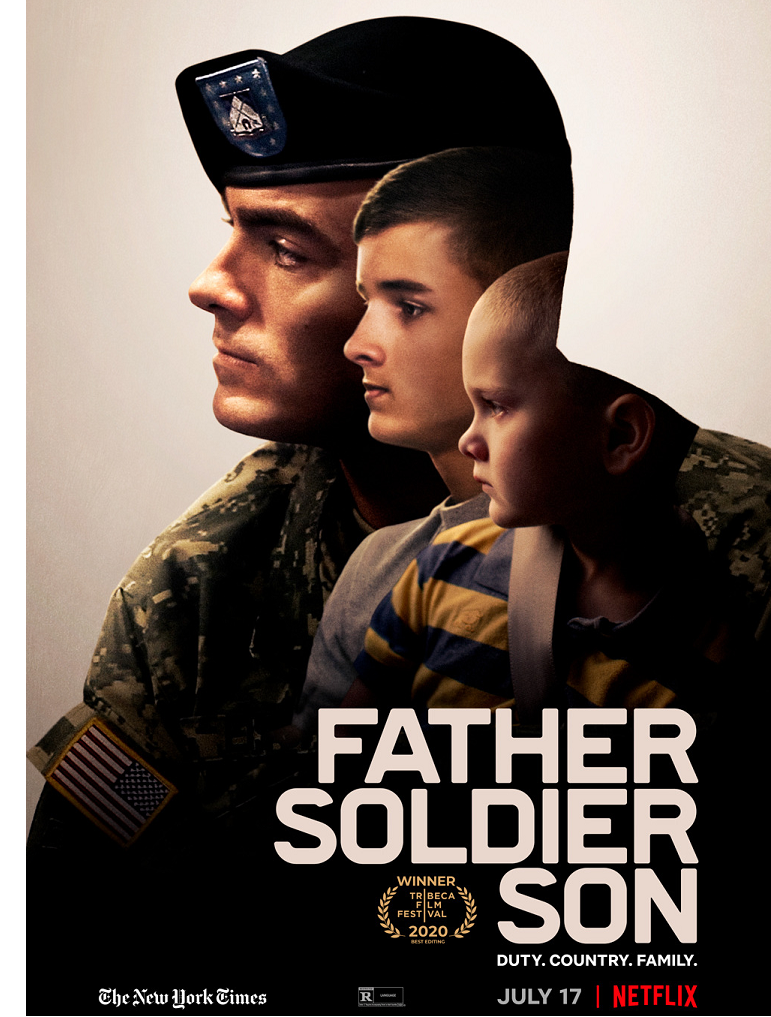 Father Soldier Son amputee movie