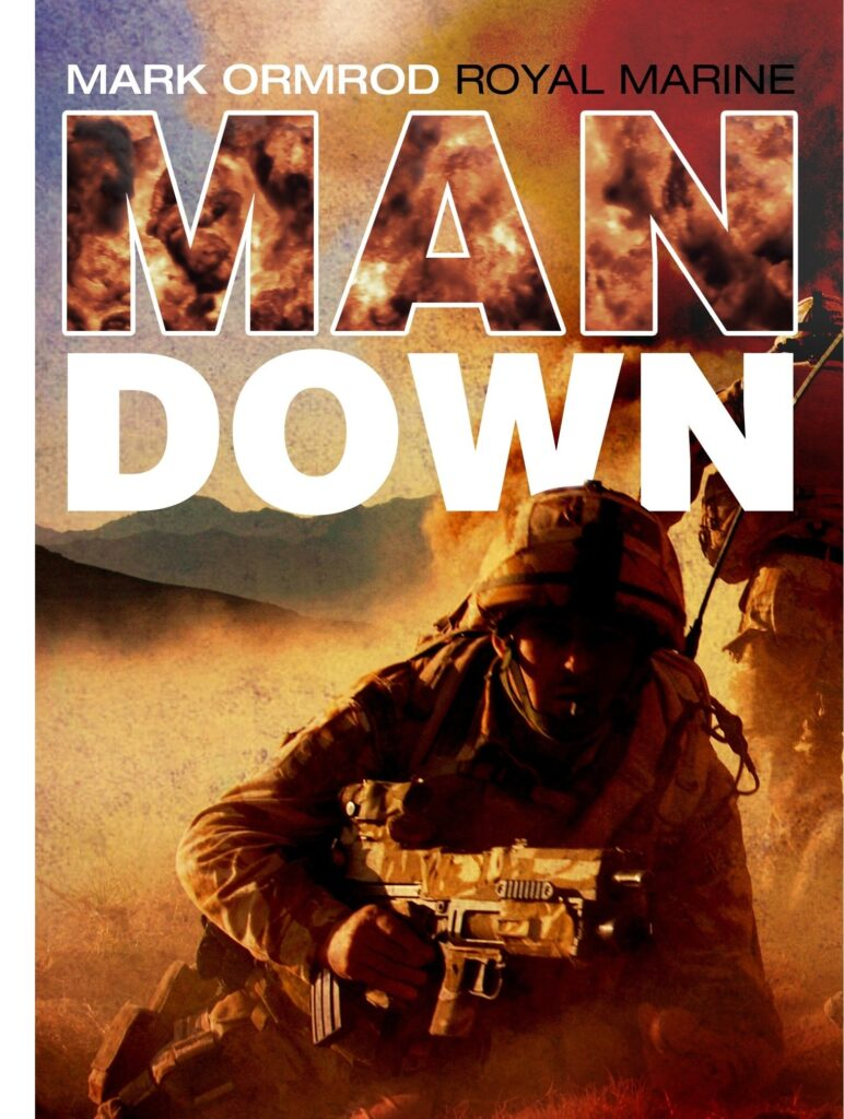 amputee movie Man Down Mark Ormrod