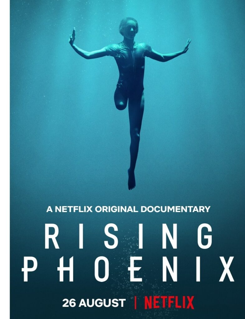 Rising Phoenix paralympics movie
