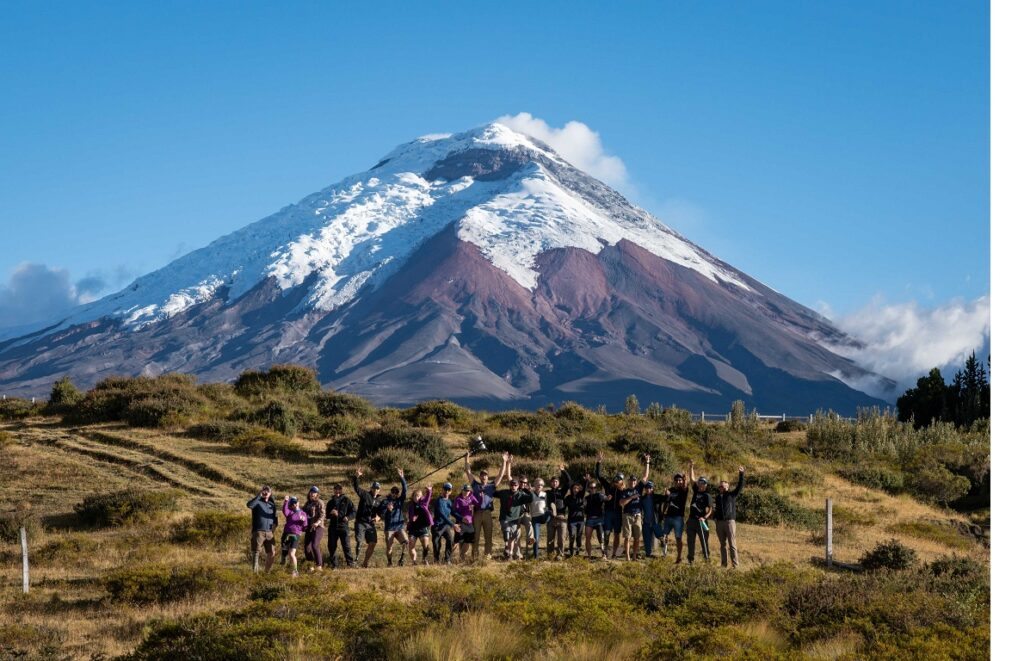 Cotopaxi by Proxy