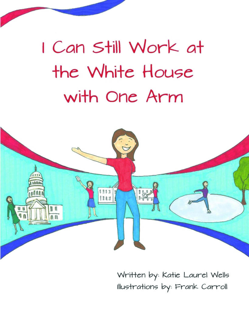 I Can Still Work at the White House With One Arm