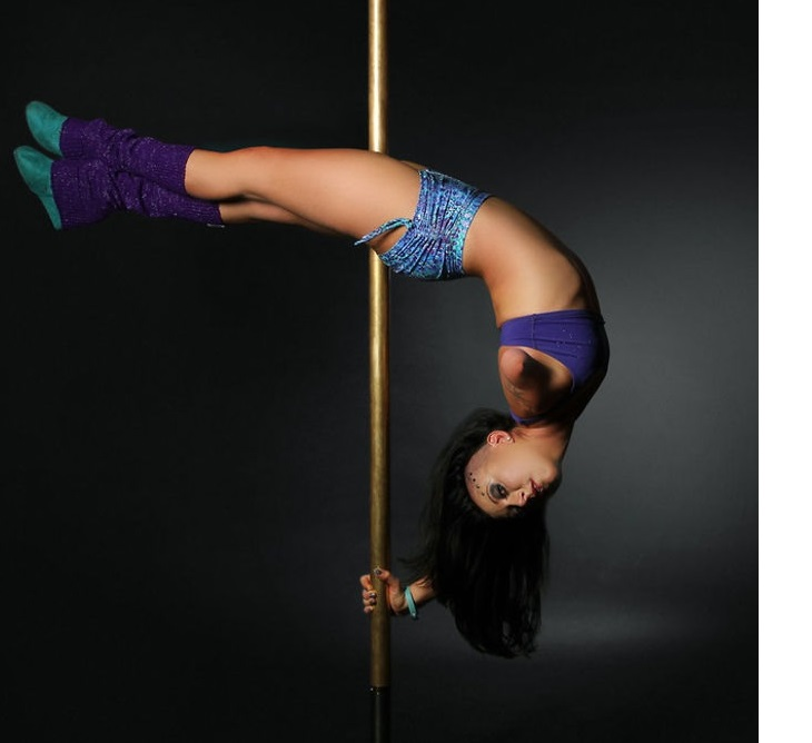 Amputee Pole Dancers Fly High