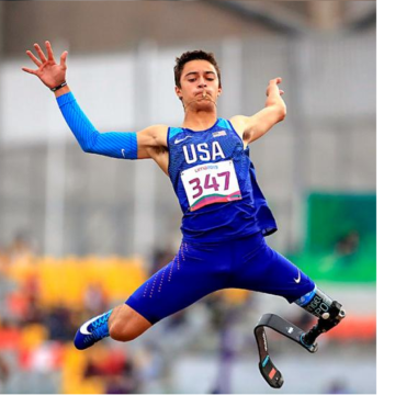 5 Amputee Paralympians on the Rise