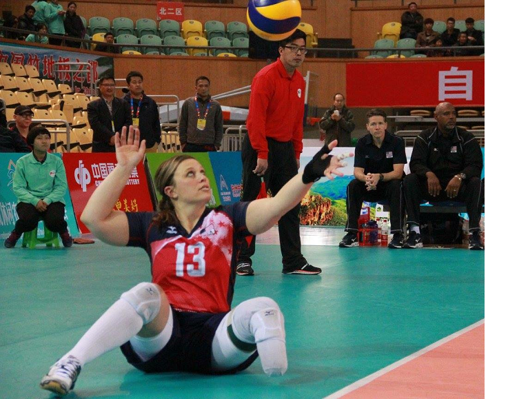 Road to Tokyo: Nichole Millage Keeps the Ball Flying