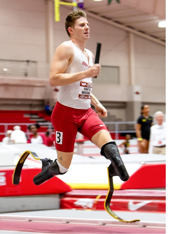 Road to Tokyo: Fast Dash to the Pros for Hunter Woodhall