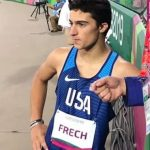 For Ezra Frech, It's About Way More Than the Medals