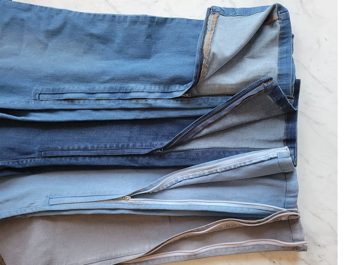 Jeans for Amputees, by an Amputee