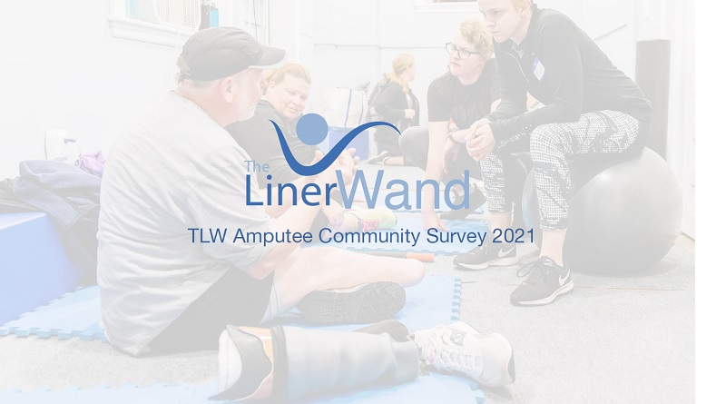 The Liner Wand Amputee Community Survey: Key Findings
