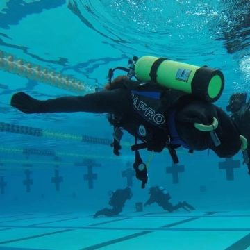 Amputee Scuba Can Heal Deep Wounds